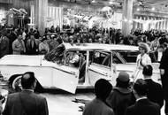 1959 Buick Invicta Texan Show Car Poster