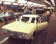 Chevrolet Flint Assembly 1965 Poster