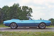 1967 Pontiac Banshee Poster