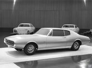 1964 XP-836 Camaro Concept Poster