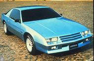 1982 Chevrolet Camaro Concept Poster
