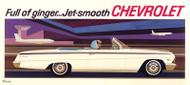 Chevrolet Impala Billboard Banner