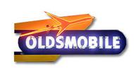 Oldsmobile Dealer Neon Sign