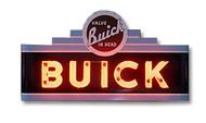 Buick Dealer Neon Sign