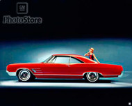 1965 Buick Wildcat Sport Coupe Poster