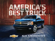 Chevrolet Silverado Americas Best Truck Poster