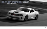 2011 Chevrolet Camaro SSX Track Car Poster
