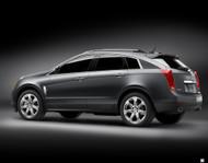 2010 Cadillac SRX Poster