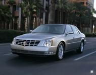 2008 Cadillac DTS Poster