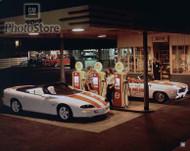1997 Chevrolet Camaro Z28 Convertible Poster