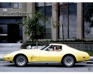 1974 Chevrolet Corvette Stingray Coupe Poster
