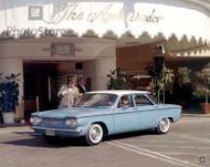 1960 Chevrolet Corvair 700 Series 4 door Sedan Poster