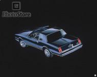 1983 Chevrolet Monte Carlo Coupe Poster