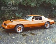 1976 Pontiac Firebird Formula Coupe Poster