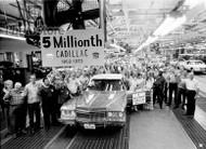 1973 Cadillac Sedan DeVille Poster