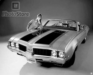 1969 Oldsmobile Cutlass 442 Show Car