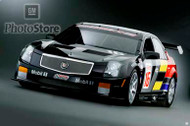 2003 Cadillac CTS-VR Race Car II Poster