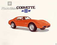1974 Chevrolet Corvette Stingray Coupe