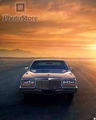 1980 Cadillac DeVille Poster