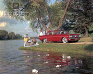 1961 Pontiac Tempest 4-Door Sedan Poster