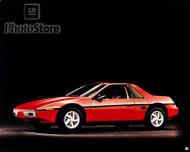 1984 Pontiac Fiero Coupe II Poster