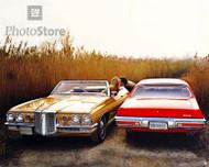 1970 Pontiac Models Poster