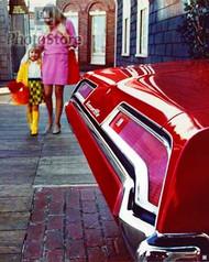 1969 Pontiac Bonneville Poster
