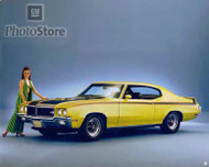 1970 Buick GSX Sport Coupe Poster