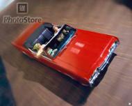 1967 Oldsmobile Cutlass 442 Convertible Poster