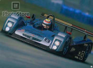 2000 Cadillac LeMans Prototype Race Car Poster