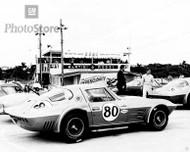 1963 Chevrolet Corvette Grand Sport Poster
