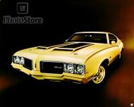 1970 Oldsmobile Rallye 350 Holiday Coupe Poster