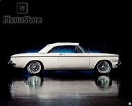 1960 Chevrolet Corvair Pre-Production Poster