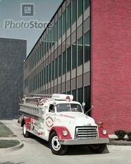 1954 GMC Cab Chassis Poster