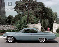 1961 Buick Invicta Hardtop Coupe Poster