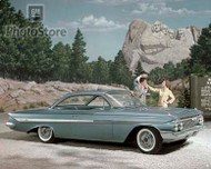 1961 Chevrolet Impala Sport Coupe Poster