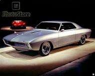 1964 Chevrolet Chevy II Super Nova 'Shark' Poster