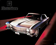 1963 Buick La Salle Concept Poster
