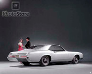 1966 Buick Riviera Hardtop Coupe Poster