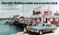 1972 Chevrolet Nova Coupe Ad Poster