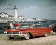 1960 Buick Invicta Hardtop Coupe Poster