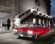 1959 Cadillac Series 62 Convertible Poster