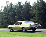 1970 Pontiac GTO Judge Sport Coupe Poster