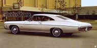 1968 Chevrolet Impala Sport Coupe Poster