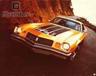1974 Chevrolet Camaro Z28 Sport Coupe Poster