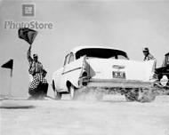1957 Chevrolet Series 150 2-Door Sedan Poster
