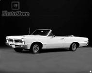 1965 Pontiac Tempest LeMans GTO Poster