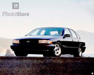 1996 Chevrolet Impala SS Poster