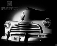 1946 Chevrolet Stylemaster Sport Sedan Poster