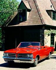 1964 Pontiac Tempest LeMans GTO Poster
